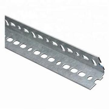 black metal l bracket slotted angle bracket in dongguan