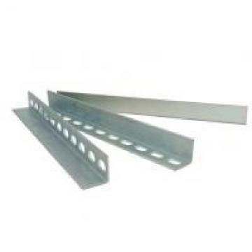 2-1/8 1-1/8 96 inch L Shape Hardware slotted steel angle