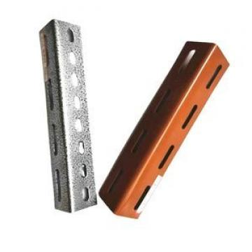 High security popular good sale competitive price steel angle/slotted angle
