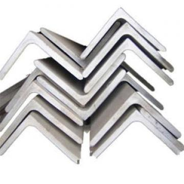 Best factory Galvanized Slotted Angle Iron 316 304 410 Stainless Bar Stainless Steel Angle Bar/Hot rolled Angles