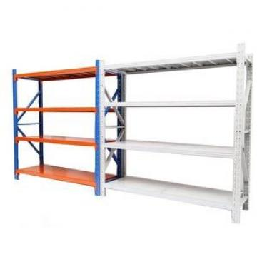 Customized new metal fashion industrial bulk storage warehouse shelving units