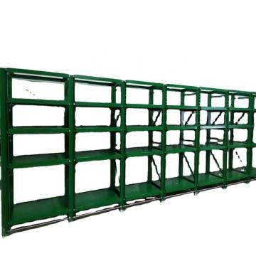 industrial warehouse metal rack storage pallet racking systems for mezzanine rack shelf shelves