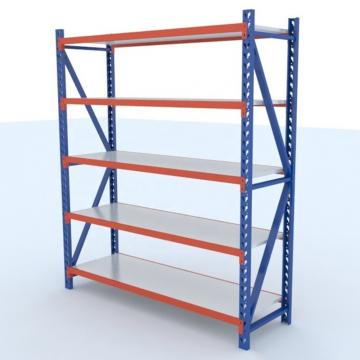 Warehouse storage steel wire shelves