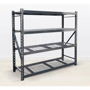 Attic shelf steel platform storage industrial storage shelf