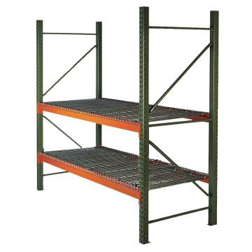 NSF Adjustable 5 Tiers Metal Mesh Chrome Wire Shelving