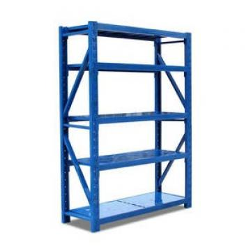 KINGMORE industrial sliding shelf with gravity display rack rollers
